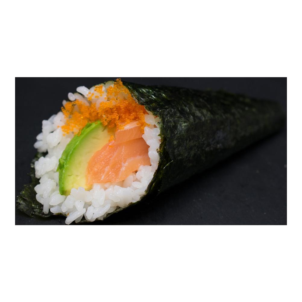 Handroll Zalm | avocado | mayo | kuit