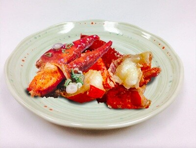Yuzu Lobster: met yuzu infused kreeft | sjalot | udon