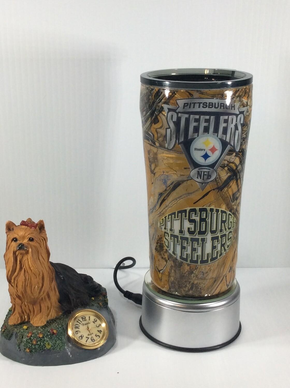 Pittsburgh Steeler Insulated Tumbler