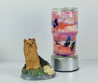 Sugar and spice tumbler