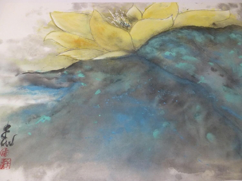 """""""Yellow Lotus"""""""