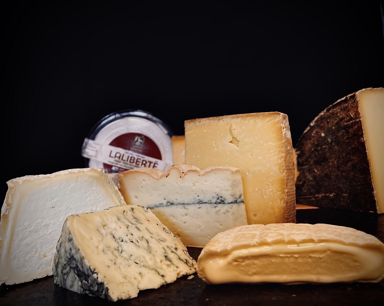 Découverte québécoise 5 fromages