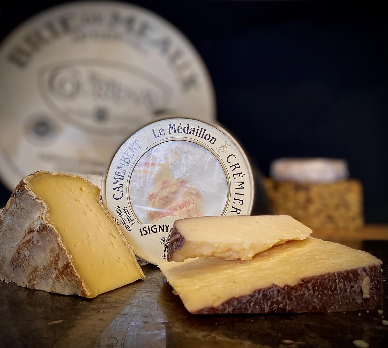 Découverte internationale 3 fromages