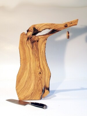 Tagliere in legno di ulivo