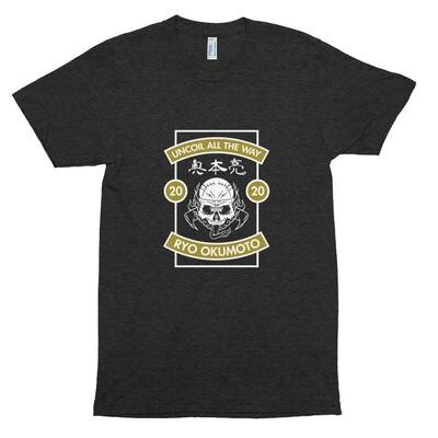 RYO 2020 Skull Tri-Blend T-Shirt