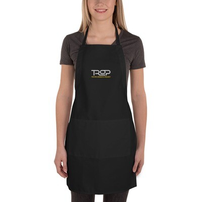 TROP Embroidered Apron