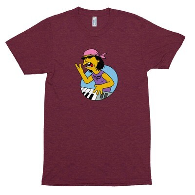 Cartoon Ryo Tri-Blend T-Shirt