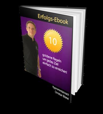 Ziele Power E-Book 10 goldene Regeln der Zielerreichung