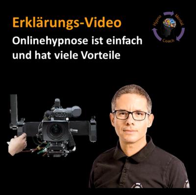 Erklär-Video: Onlinehypnose ist einfach und hat viele Vorteile