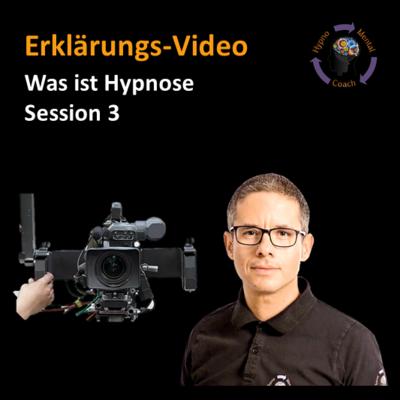 Erklär-Video: Was ist Hypnose - Session 3