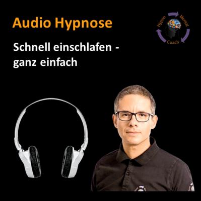 Audio Hypnose: Schnell einschlafen - ganz einfach