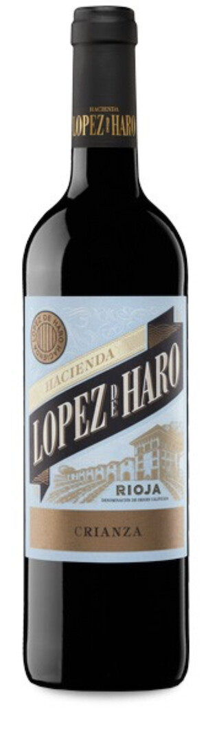 Vino Lopez de Haro Crianza