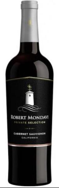 Robert Mondavi Private Selection Cab