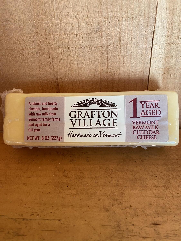 Grafton Village 1YR Aged Cheddar