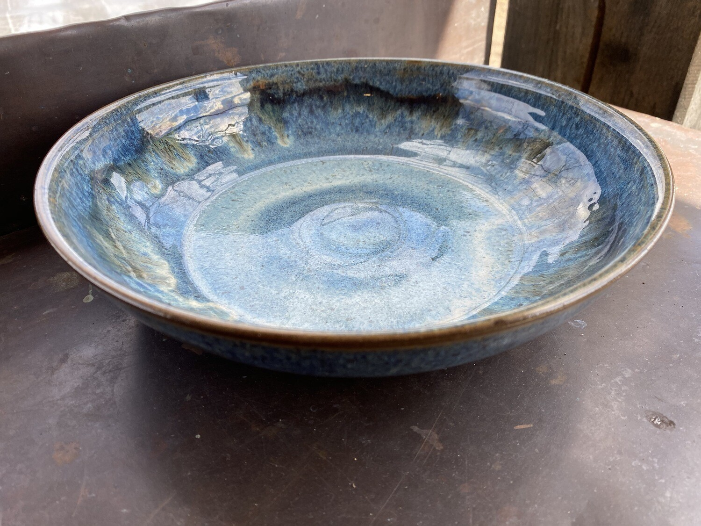 Sea Changes Ceramics| Rimmed Platter | item i155