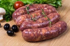 Hot Italian Sausage 1 LB | Lilac Hedge Farm