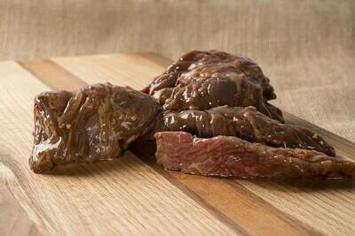 Beef Steak Tips 1 LB | Lilac Hedge Farm