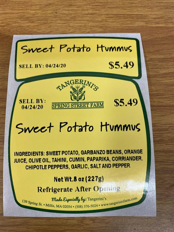 FP Sweet Potato Hummus