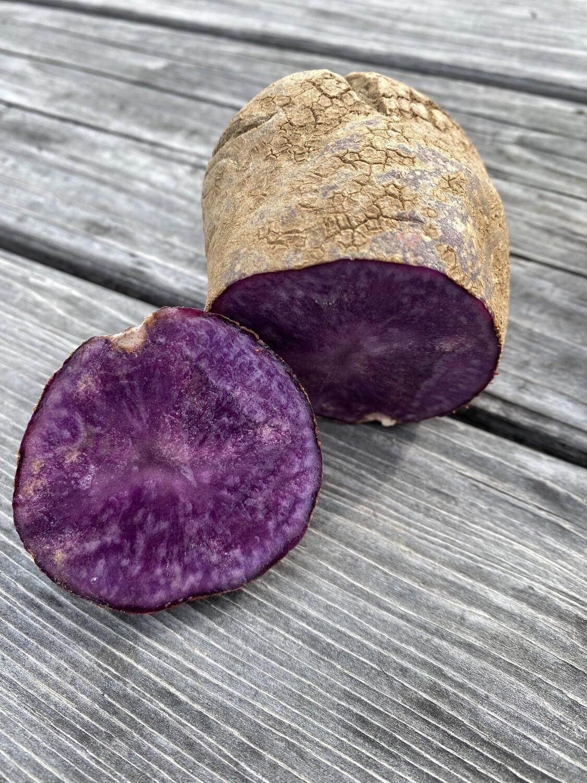 Potatoes | Purple | 1lb | Tangerini's Own