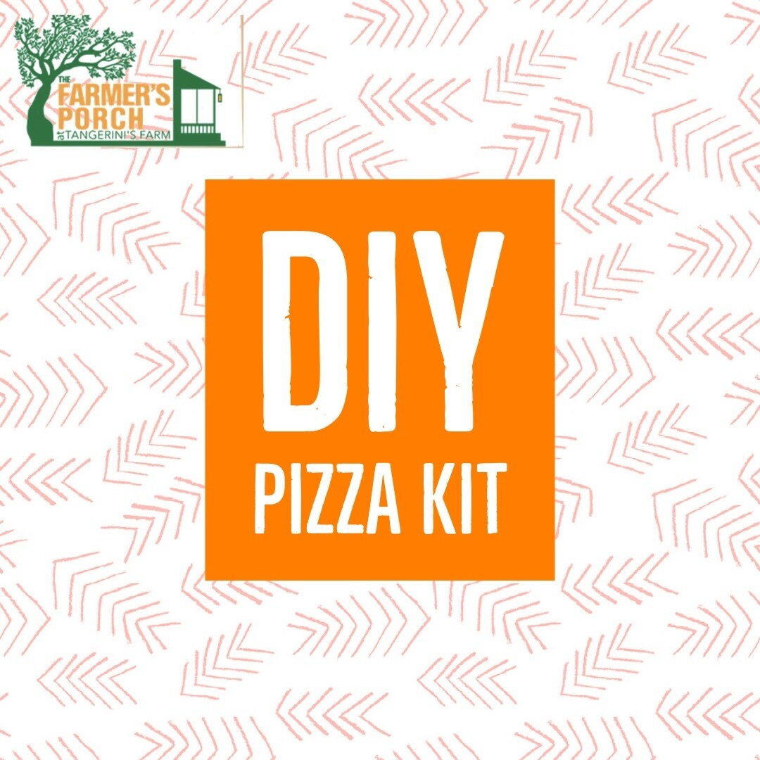 FP DIY Pizza Kit | Cheese Pizza