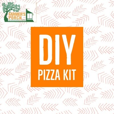 FP DIY Pizza Kit | Pepperoni