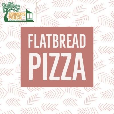 FP Pre-Made Pepperoni Flatbread PIzza