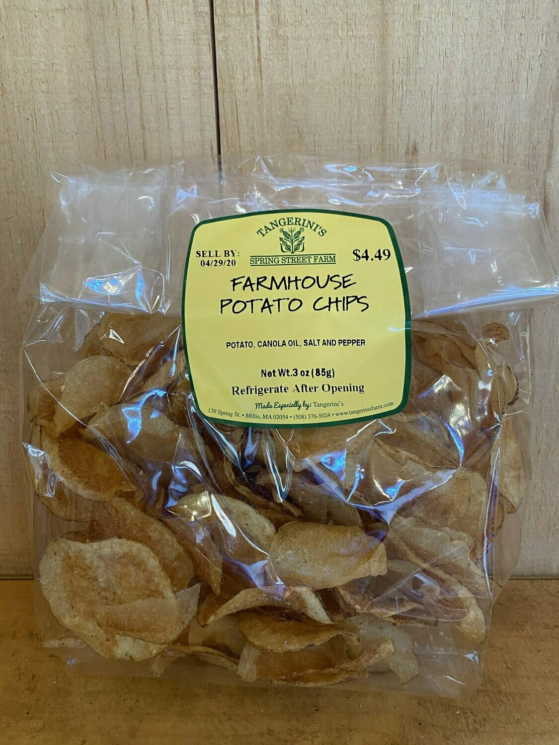 FP House-Made Chips