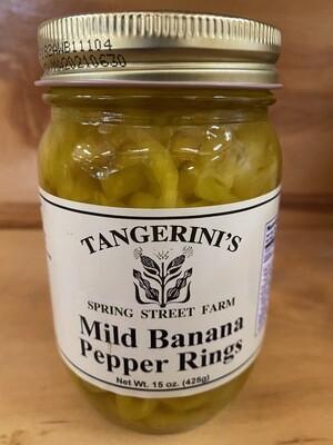 Mild Banana Pepper Rings