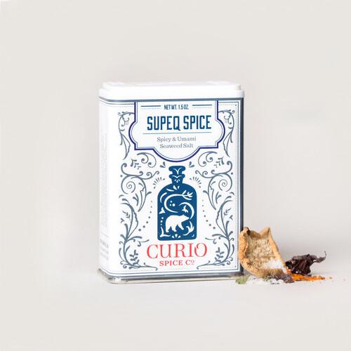 Curio Supeq Spice