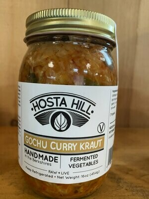 Hosta Hill Gochu Curry Kraut