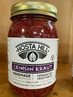Hosta Hill Crimson Kraut