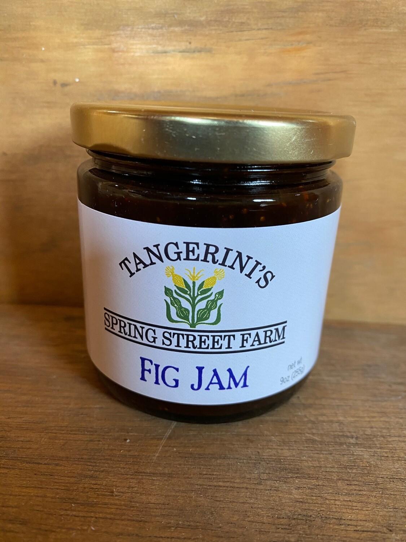 Fig Jam | Tangerini's Farm
