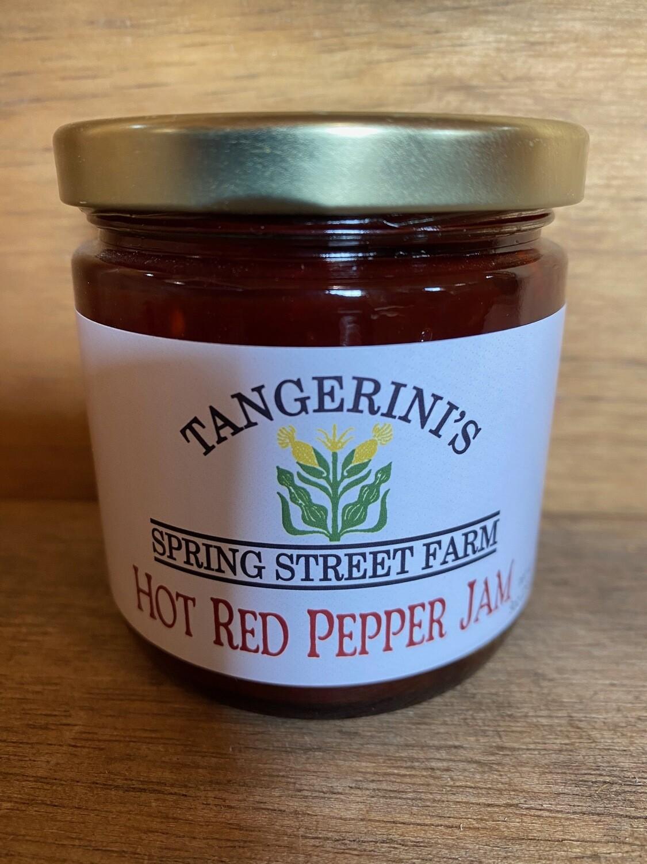Hot Red Pepper Jam | Tangerini's Farm