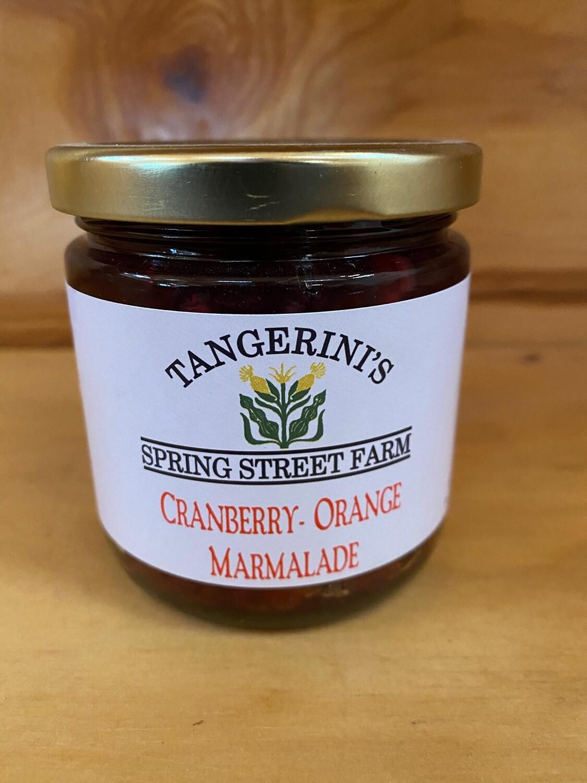 Tangerini's Farm | Cranberry - Orange Marmalade