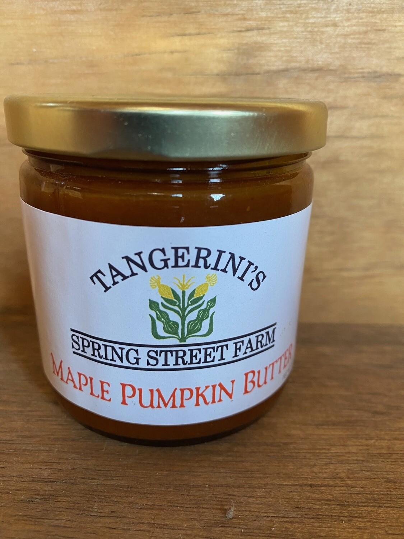 Tangerini's Farm   Maple Pumpkin Butter