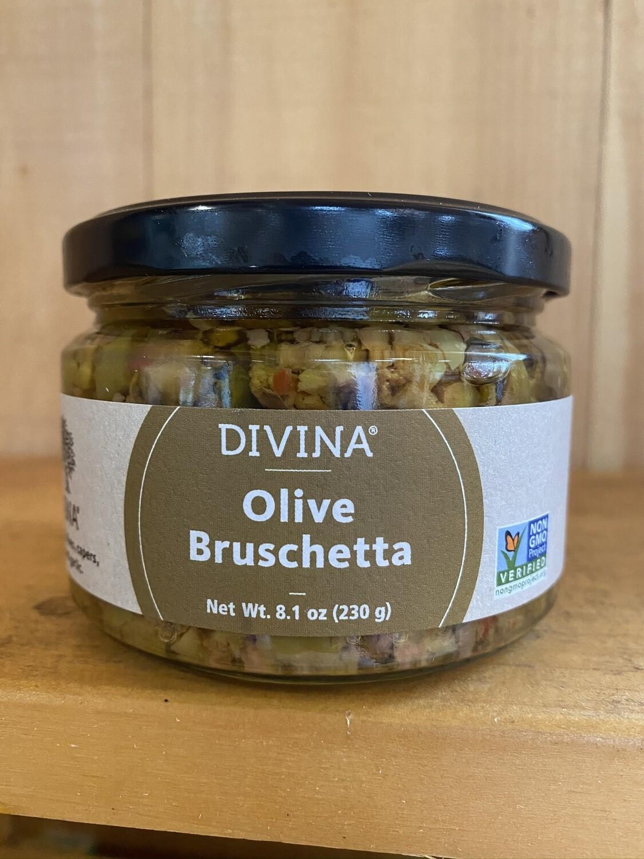 Divina Olive Bruschetta