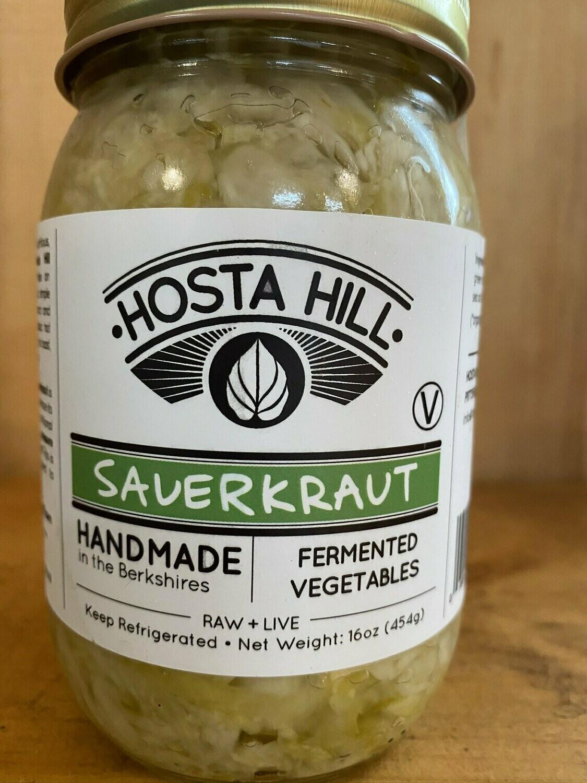 Hosta Hill Sauerkraut