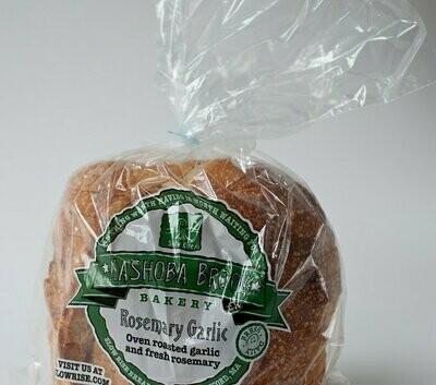 NBB Rosemary Garlic Bread