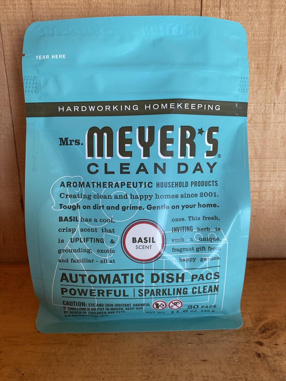 Mrs. Meyers Automatic Dishwasher Pods