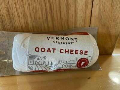 Vermont Creamery | Classic Chèvre Goat Cheese | 4 oz