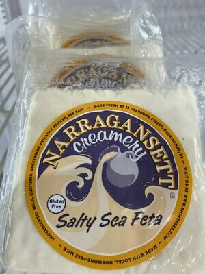 Narragansett Salty Sea Feta Cheese