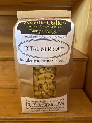 Ditalini Rigati | Auntie Dahlie's Pasta