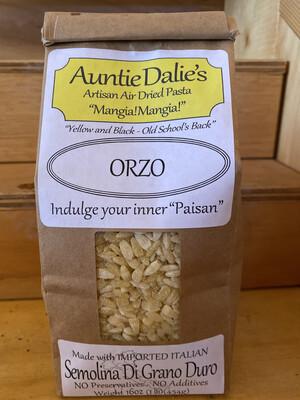 Orzo | Auntie Dahlie's Pasta