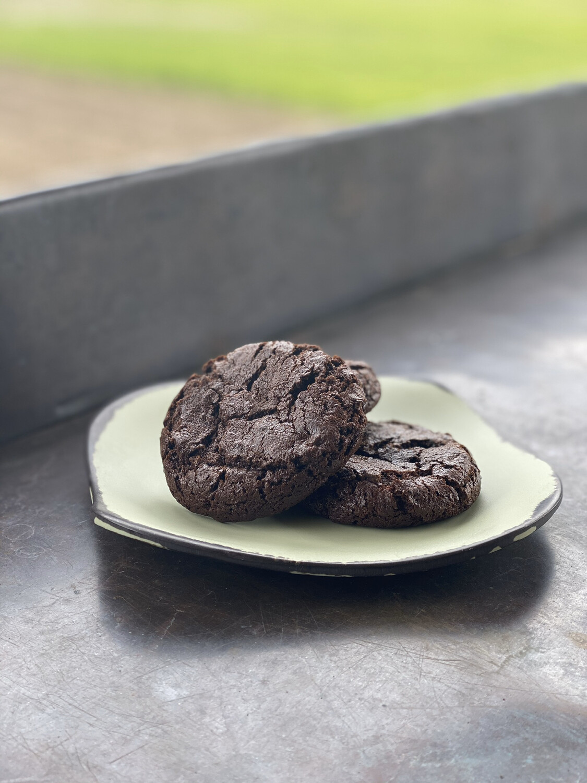 FP Double Chocolate Cookies