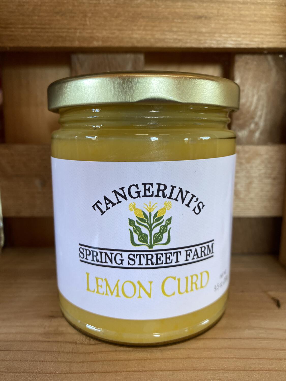 Tangerini's Own Lemon Curd Jam