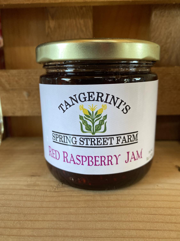 Red Raspberry Jam | Tangerini's Farm