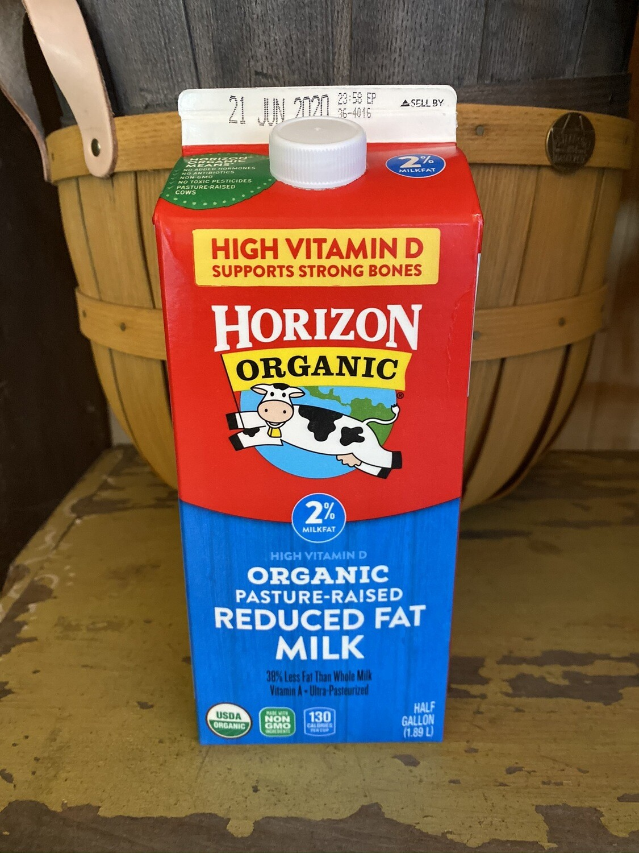 2% Milk | Horizon Organic