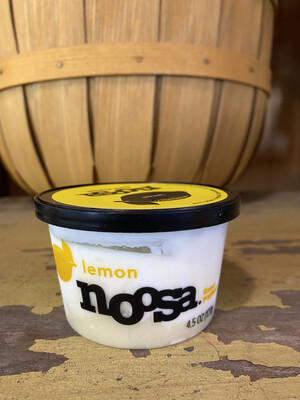 Noosa Yogurt | Lemon | 4.5oz