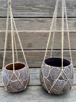 Greenhouse Pots | Medium Hanging Pot | 6