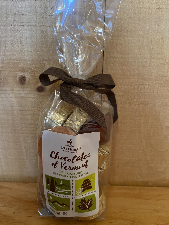 Chocolates of Vermont Assorted Gift Bag   Lake Champlain Chocolates